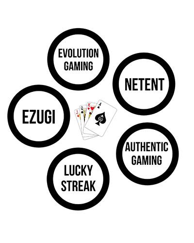 Pin-Up Casino Providers